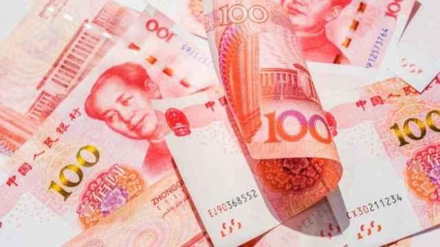 El yuan o renminbi, la divisa oficial de China.