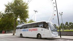 Los Cosmen ultiman la fusión de National Express con Stagecoach