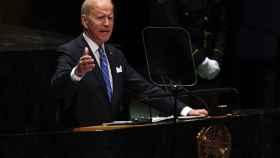Joe Biden en la Asamblea General de la ONU.