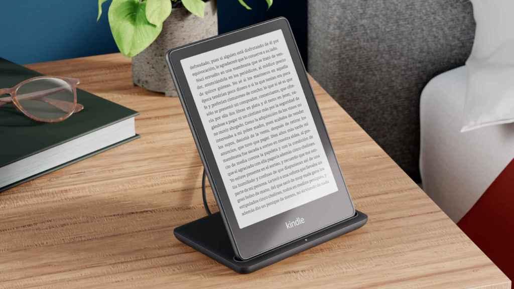 Nuevo Amazon Kindle Paperwhite.