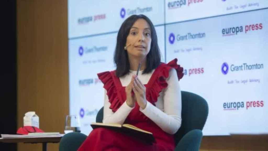 La delegada del Gobierno en la Comunidad de Madrid, Mercedes González, en una imagen de archivo.