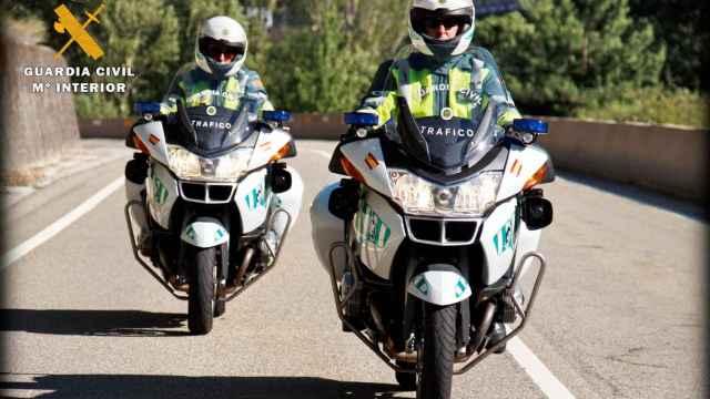 Agenda de tráfico de la Guardia Civil