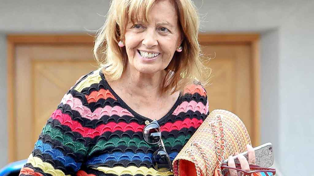 María Teresa Campos en una imagen de archivo fechada en junio de 2017.