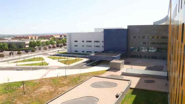Imagen del nuevo Hospital Universitario de Toledo