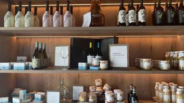 Vegamar ya tiene tienda gourmet en el centro de Madrid