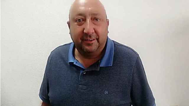 El presidente de la Asociación Provincial de Empresarios de Hostelería de Valladolid, Jaime Fernández