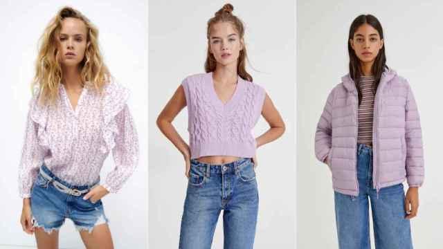 El lila sigue siendo tendencia: siete piezas de este color que debes incluir en tu armario