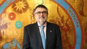 Francisco Florido, presidente del Colegio de Farmacéuticos de Málaga.