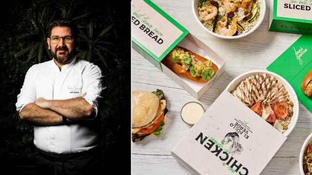 El Pollo Verde: la nueva aventura del cocinero malagueño Dani García en Nueva York.