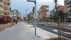 Avenida Padre Esplá, Carolinas Altas (Alicante).