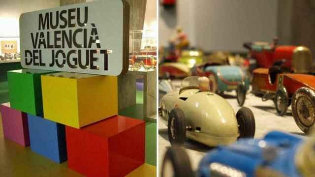 El Museo Valenciano del Juguete está en la plaza Nicolás Payá Jover (Ibi).
