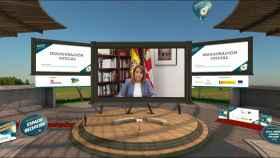 La consejera de Educación, Rocío Lucas, inaugura de forma telemática las I Jornadas de Emprendimiento en FP
