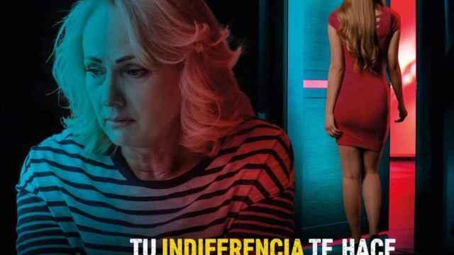 Una polémica campaña contra la prostitución en Burgos culpa a las madres de ser cómplices