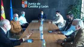 Jurado del 'Toro de Oro' de la Feria de Salamanca