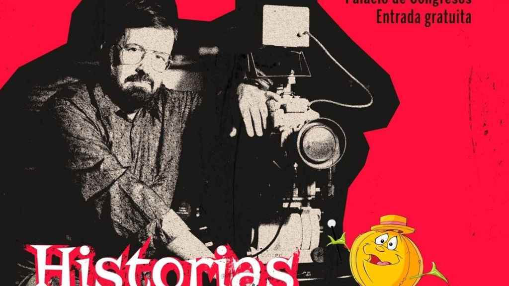 Cartel de las jornadas dedicadas a Chicho Ibáñez Serrador