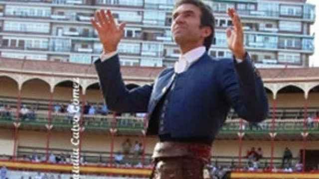 Galán consigue el premio tras su brillante actuación en la Feria de Valladolid