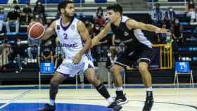 Alec Wintering, base del Real Valladolid, ante el Oviedo