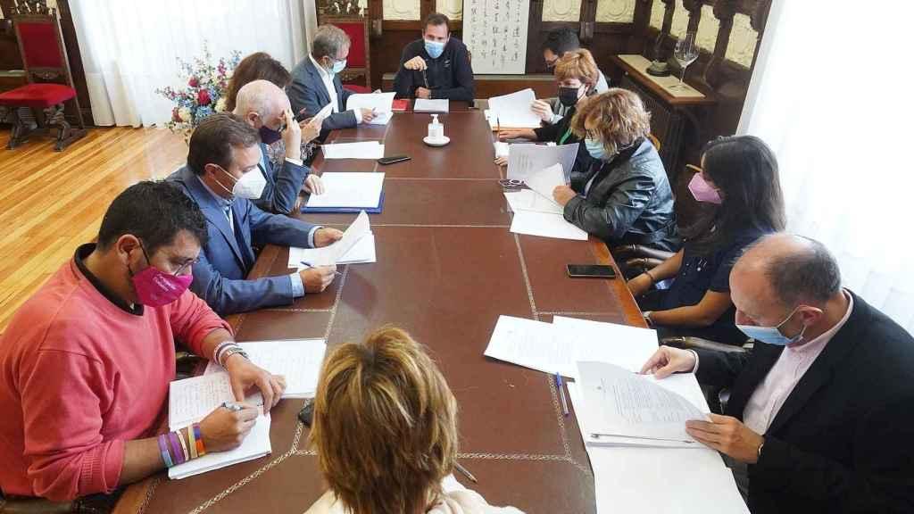 Junta de Gobierno del Ayuntamiento de Valladolid