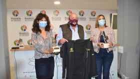 Acto de presentación del XXIII Concurso Provincial de Pinchos de Valladolid