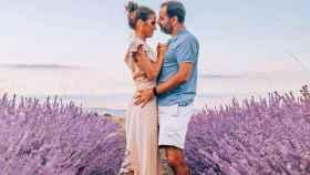 Verdeliss y su marido, Aritz, en una imagen de sus redes sociales.