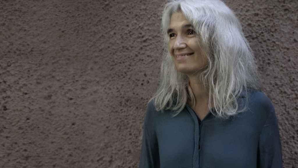 Belén Gopegui, autora de 'Existiríamos el mar'.