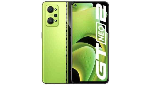 El nuevo realme GT Neo2 con 12 GB de RAM y pantalla AMOLED de 120 Hz