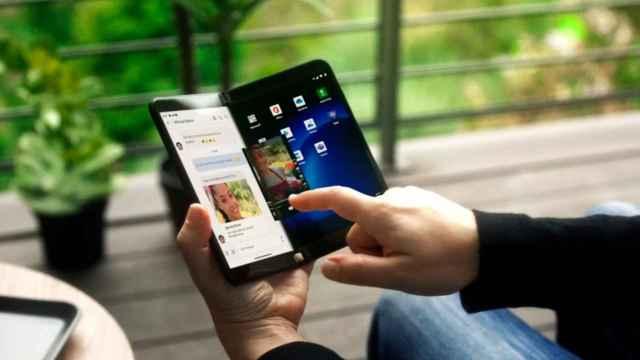 El Microsoft Surface Duo 2 tiene tres pantallas