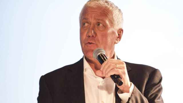 Patrick Lefevere, director de Deceuninck-Quick Step: