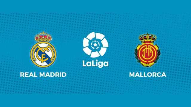 Real Madrid - Mallorca: comenta en directo con nosotros el partido de La Liga