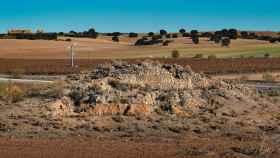 Excavaciones en la motilla de Retamar
