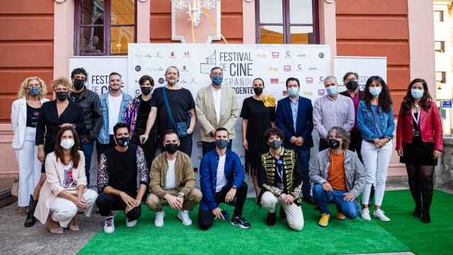 Imágenes del día en CLM: comienza el Festival de Cine Español Emergente en Ciudad Real