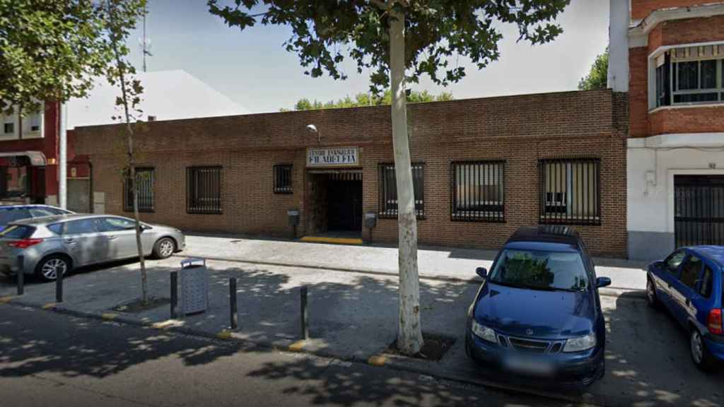 Centro Evangélico Filadelfia de Talavera de la Reina. Foto: Google