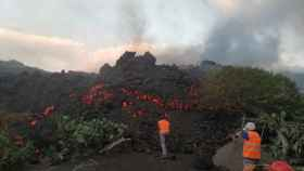 La erupción del volcán Cumbre Vieja en La Palma, en imágenes