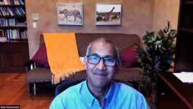Rajiv Ramaswami, director ejecutivo de Nutanix.