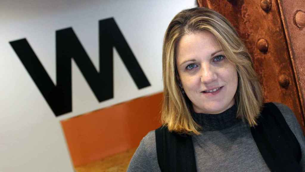 Paloma Castellano, directora de Wayra Madrid.
