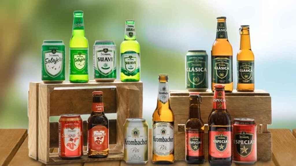 El fabricante de la cerveza Steinburg de Mercadona disparó sus ventas y beneficio en plena Covid