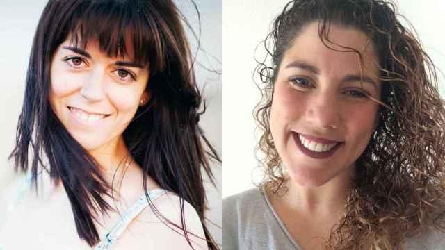 Ana Cruz y Raissa Senna, fotógrafas.