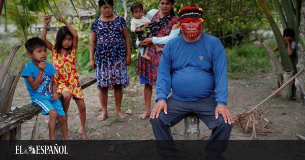 Los indígenas de Perú rechazan la vacuna y confían la lucha antiCovid a la medicina ancestral
