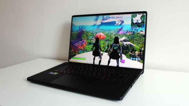 El ASUS ROG Zephyrus M16 es un portátil para jugar delgado y potente.