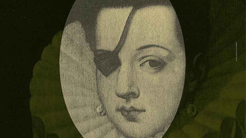 Cartel de la exposición Mujer, Nobleza y Poder