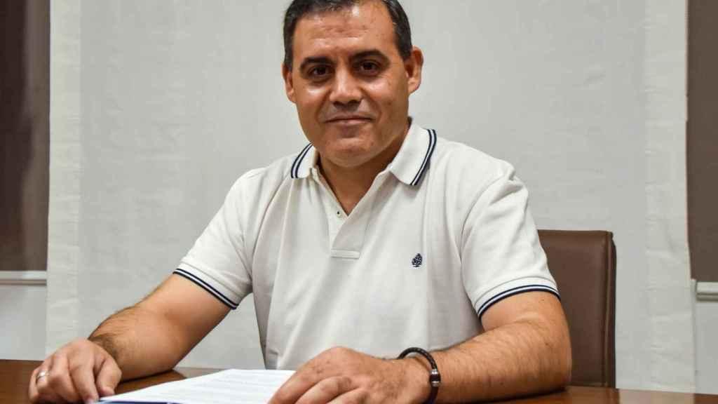 Eugenio Martínez, Agente de Empleo y Desarrollo Local del Ayuntamiento de Pozuelo de Calatrava (Ciudad Real)