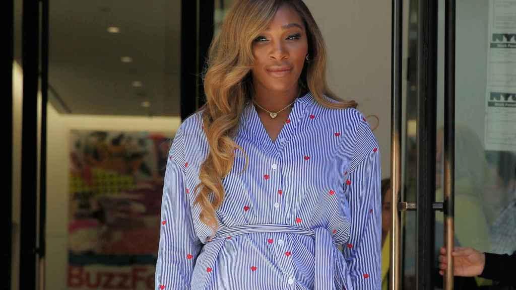 Serena puede presumir actualmente de ser la atleta más rica del mundo.