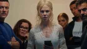 Nicole Kidman es la enigmática Masha en la serie 'Nine Perfect Strangers'.