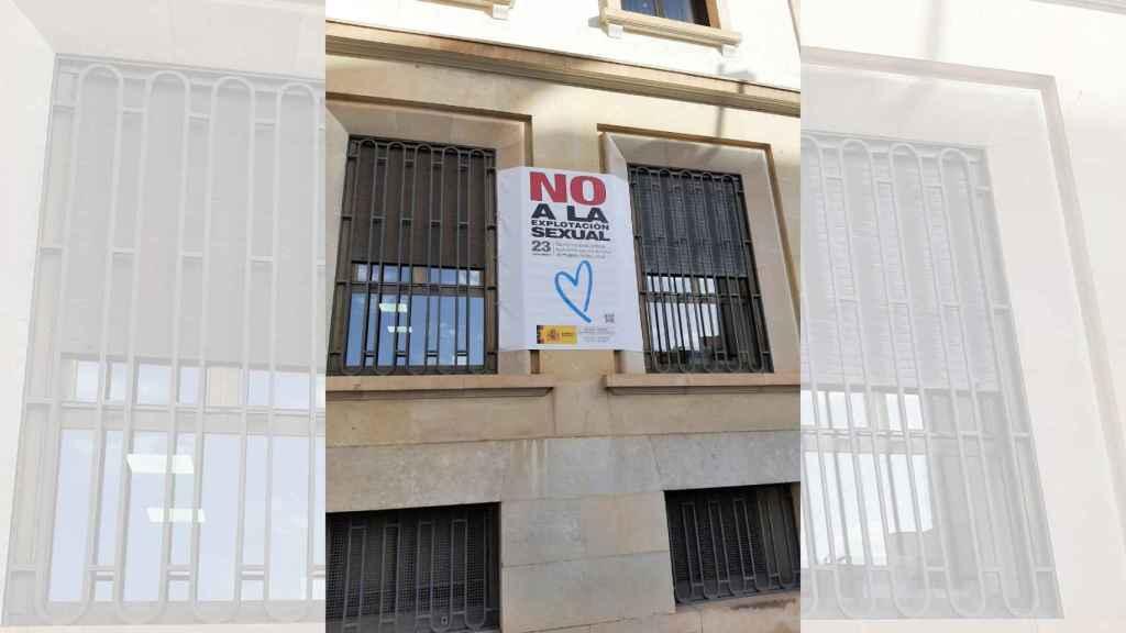 La Subdelegación del Gobierno de Alicante se une a los actos con motivo del Día Internacional contra la explotación sexual.
