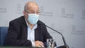 Igea, en la rueda de prensa posterior al Consejo de Gobierno