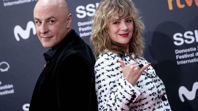 Roberto Álamo y Emma Suárez son los protagonistas de 'Josefina'.