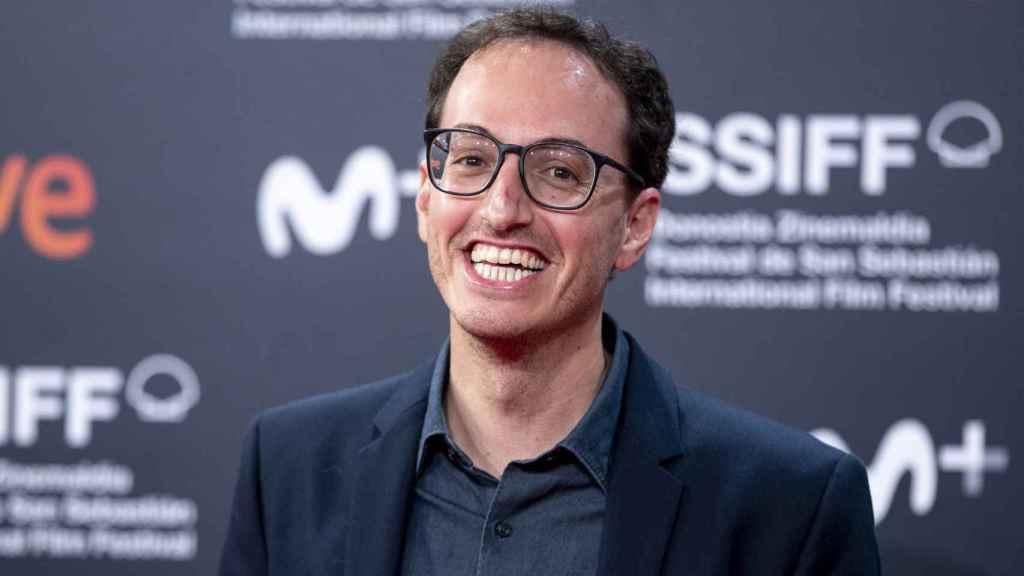 Javier Marco presenta su primera película en San Sebastián.