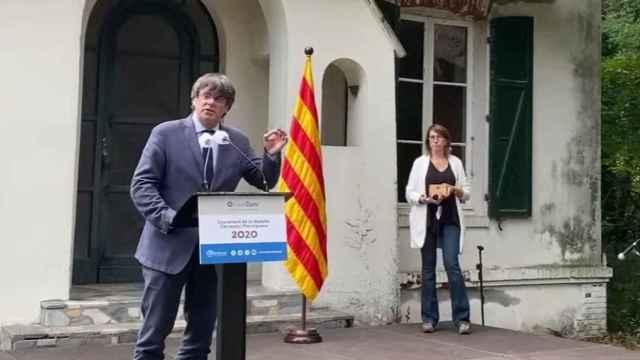 Carles Puigdemont, en una imagen de archivo./