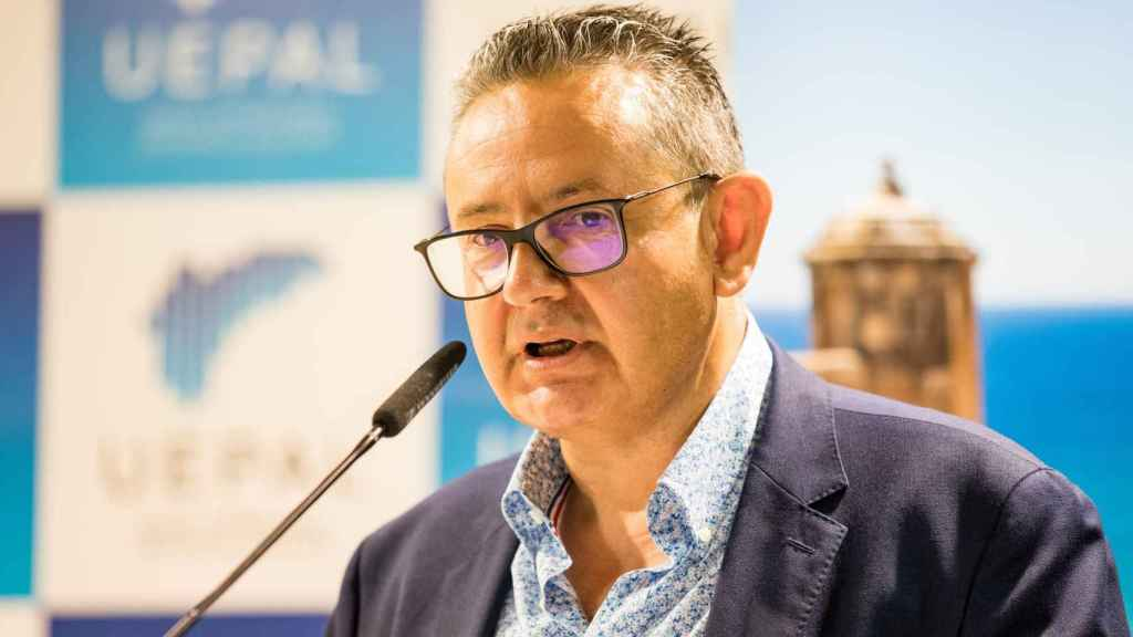 Juan José Sellés, presidente de Uepal.
