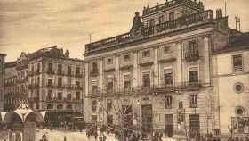 Ayuntamiento de Alcoy en 1921.
